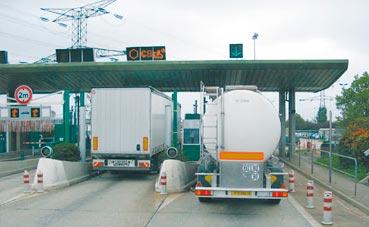 La Diputación de Guipúzcoa lucha por el peaje a camiones
