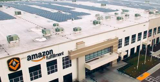 Amazon bate el récord de pedidos estas navidades