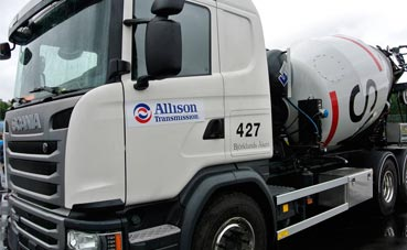 Allison expondrá en Bauma 2019 su serie Off-highway