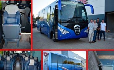 Nogebus ha entregado su nuevo modelo Gran Turismo Araba
