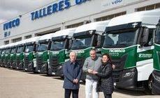 Transportes Luis Recuenco, renueva su confianza en Iveco