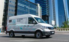 La MAN eTGE muestra la movilidad del futuro en la feria Go Mobility