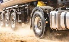 La importación de neumáticos asiáticos crece un 19,6% en camiones