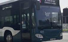 Abu Dhabi opta por 99 autobuses de Mercedes-Benz