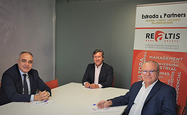 Estrada & Partners y Realtis firman un acuerdo de desarrolllo
