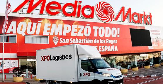 XPO Logistics y MediaMarkt Iberia se alían para ofrecer una experiencia superior
