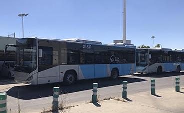 Alsa compra 10 autocares Otokar, para la ciudad de Ferrol