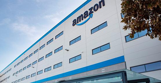 El nuevo centro logístico robotizado de Amazon, en Dos Hermanas