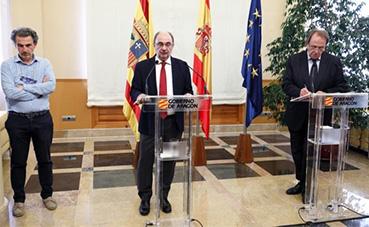 Aragón aprueba ayudas para el Sector