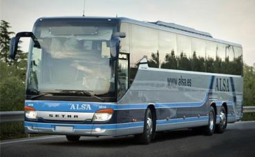 Desciende un 95% el transporte público en el Principado de Asturias