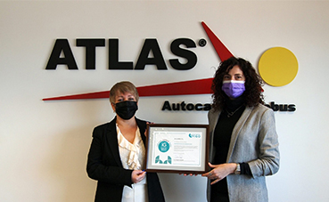Atlas Bus galardonada por su lucha por la igualdad