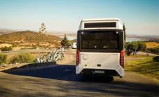 CaetanoBus entrega el primer autobús de pila de combustible al 'Proyecto eFarm'