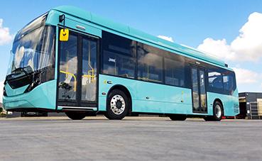 BYD ADL envía 8 vehículos Enviro200EV, a Nueva Zelanda