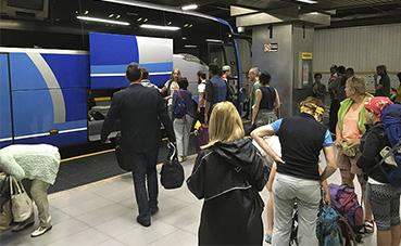 598.000 euros para potenciar el transporte en Cantabria