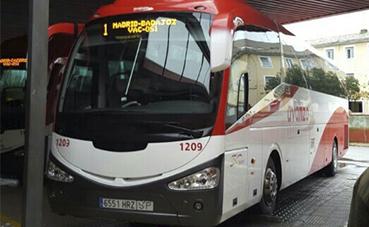 El transporte de Extremadura vuelve a la normalidad el 22 de junio