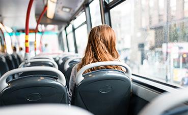 La Xunta consigue reducir al 20% la oferta del transporte público