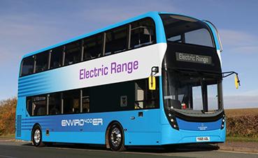 10.000 autobuses sostenibles, para mejorar el aire de Reino Unido