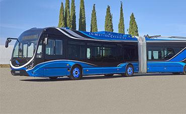 Iveco Bus, líder en movilidad sostenible en 2020