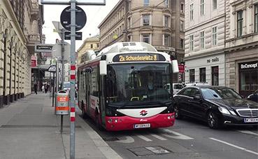 82 nuevos autobuses eléctricos, de Wiener Linien, en el futuro de Viena