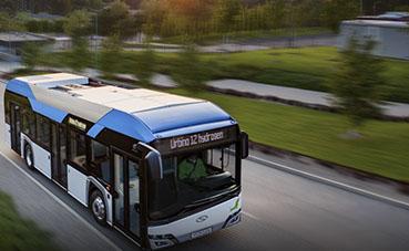 20 vehículos de Solaris Urbino 12 el próximo año, en Países Bajos