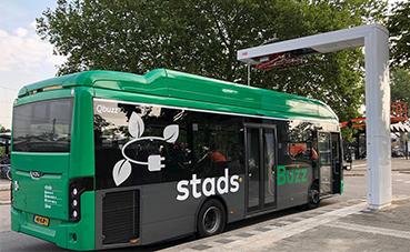 Holanda supera los 1.000 autobuses eléctricos en funcionamiento