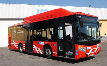 Los autobuses de Murcia facilitan las restricciones de movilidad
