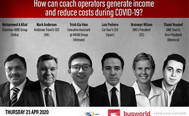 Academia Busworld: generar ingresos, reduciendo costes