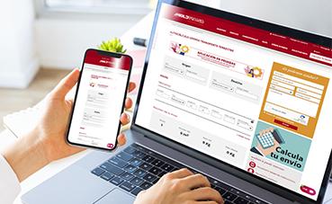 El Grupo Moldtrans presenta su nueva calculadora on-line de envíos