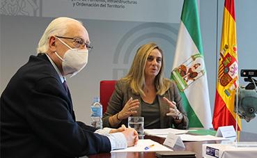 La Red Logística de Andalucía incorpora los puertos de Huelva y Sevilla