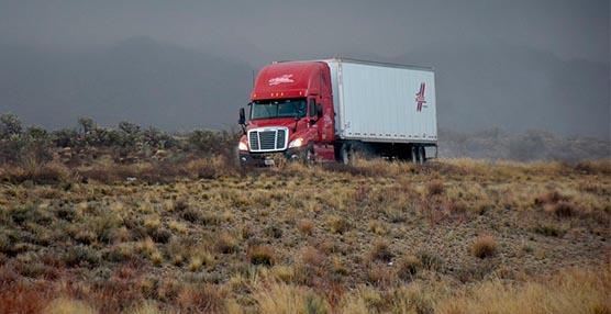 El levantamiento de las restricciones a camiones, solo en carreteras