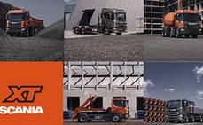 Scania lanza un programa de carrozado con vehículos XT