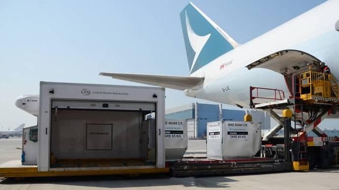 Cathay Pacific concluye con éxito las primeras pruebas del sistema de seguimiento