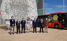 Aragón obtiene el certificado Aenor, de seguridad en el transporte