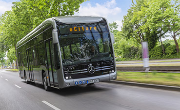 Sweg adquiere un autobús eléctrico de Daimler
