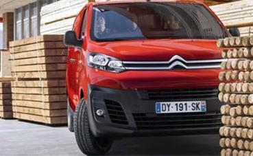Citroën Berlingo y Jumpy estrenan versiones isoterno y 4x4