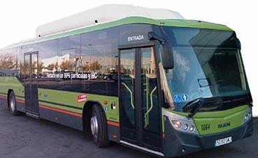 El transporte público de Madrid, a disposición de la UME