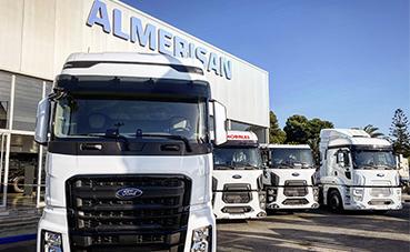 Almería estrena concesionario Ford Trucks, de más de 30.000 m2