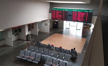 Los consorcios de transporte de Andalucía se redujeron a la mitad