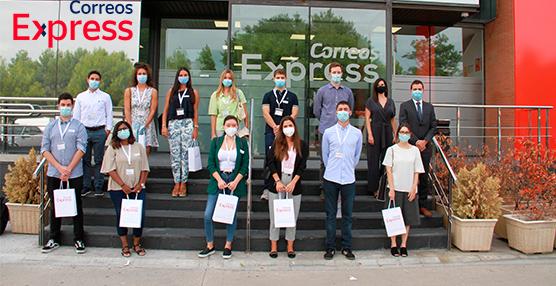 Correos Express apuesta por la formación profesional, e incorpora 14 'Jóvenes Talentos'