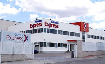 Correos Express moderniza sus instalaciones de Getafe