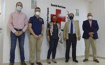 Puerto-Comarca redobla su apoyo a Personas sin Hogar de Cruz Roja