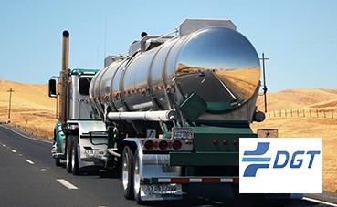 La DGT regula poder transportar contenedores de 45 pies