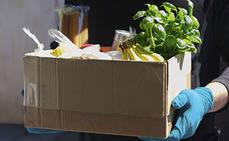 Las donaciones de alimentos aumentan un 73%, durante el Covid-19