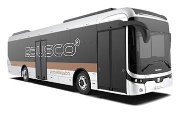 Ebusco, de los pioneros en autobuses eléctricos