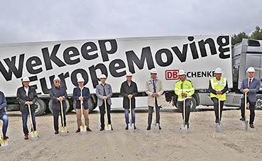 DB Schenker continúa su expansión en Europa