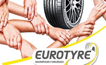 Eurotyre refuerza su red en Cataluña con la incorporación de AT Automoción