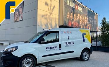 El Grupo Fraikin finaliza la adqusición de VIA Location