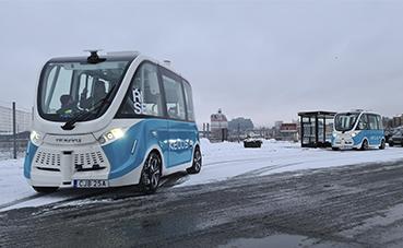Keolis: nueva solución de movilidad autónoma en Gotemburgo
