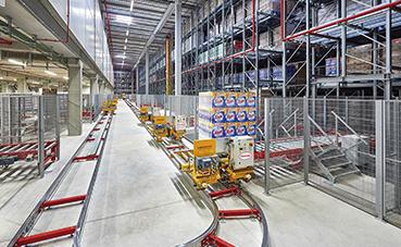 Henkel pone en marcha en España su nuevo centro logístico