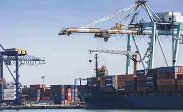 El VCFI muestra la mejora del tráfico marítimo y de la actividad económica
